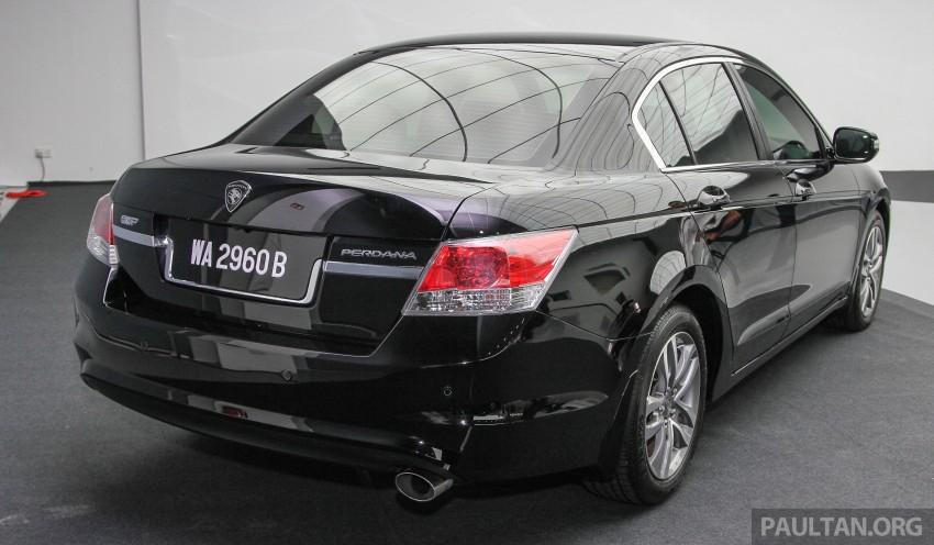 "GALLERY: ""Evolution of the Perdana"" showcase stars – V6 Executive, Accordana, Tun M's stretched limo Image #387128"