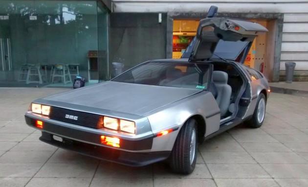 QUB Electric DeLorean 02