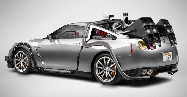 R35-Nissan-GTR-Back-to-the-Future-01