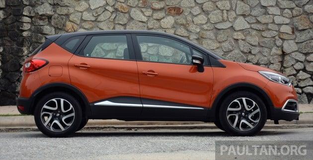 Renault Captur Review 16