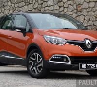 Renault Captur Review 19
