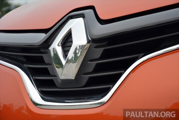 Renault Captur Review 20