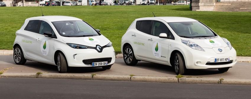 Renault-Nissan Alliance, official EV provider for COP21 Image #397618