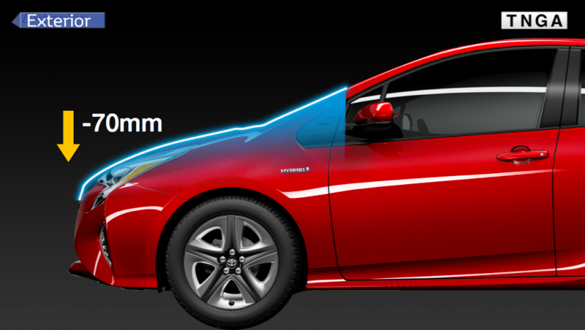 2016 Toyota Prius specs revealed – 40 km/l target FC Image #391923