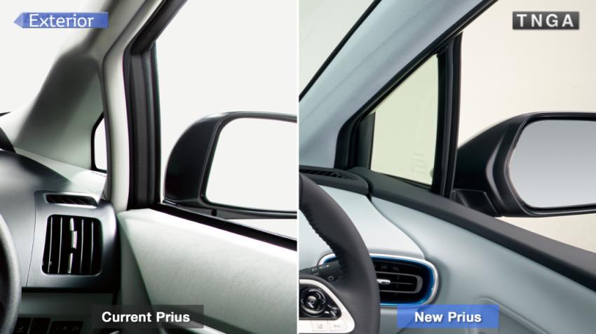 2016 Toyota Prius specs revealed – 40 km/l target FC Image #391924