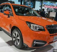 Subaru Forester Facelift 1