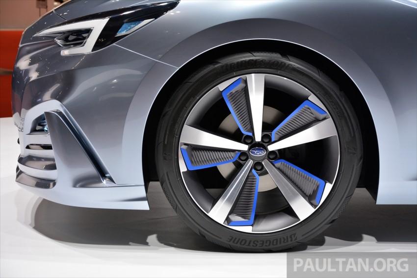 Tokyo 2015: Subaru Impreza 5-Door Concept debuts Image #398065