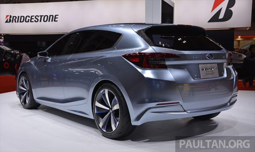 Tokyo 2015: Subaru Impreza 5-Door Concept debuts Image #398055