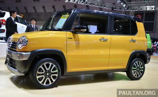 Suzuki Hustler J Style II TMS-19