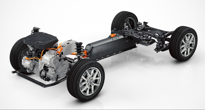 Volvo details new 1.5 litre, three-cyl T5 Twin Engine, seven-speed DCT for future XC40 SUV, V40 hatch Image #397452