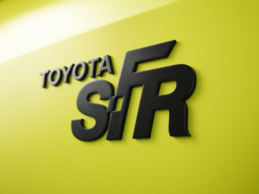 Toyota S-FR – new baby manual RWD sports car! Image #389477