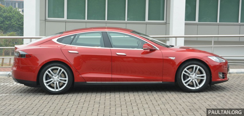 GALLERY: Tesla Model S 85 – first impressions Image #395538