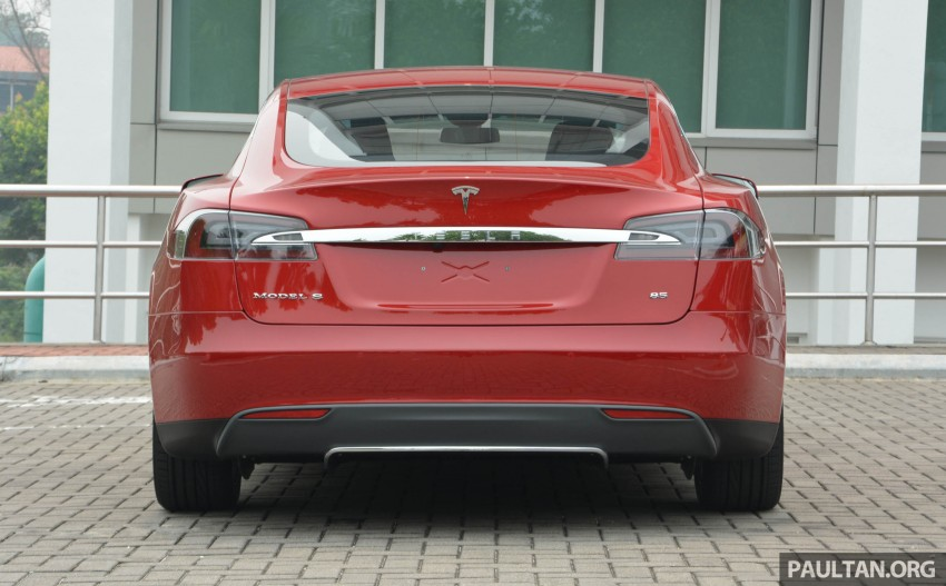 GALLERY: Tesla Model S 85 – first impressions Image #395540