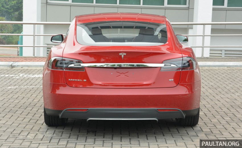 GALLERY: Tesla Model S 85 – first impressions Image #395541