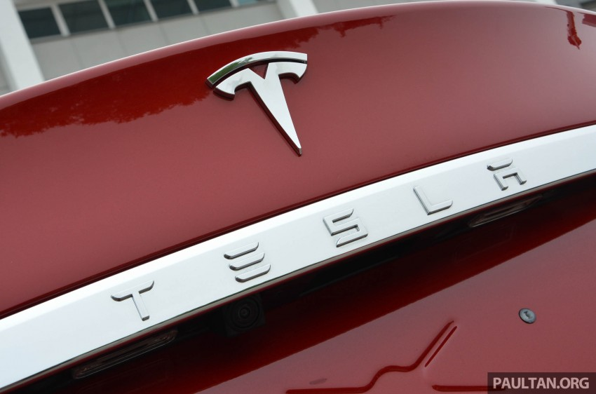 GALLERY: Tesla Model S 85 – first impressions Image #395542