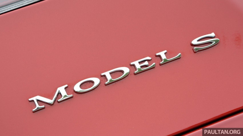 GALLERY: Tesla Model S 85 – first impressions Image #395543