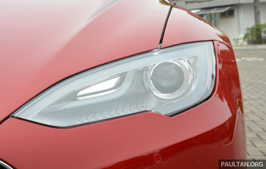 GALLERY: Tesla Model S 85 – first impressions Image #395553