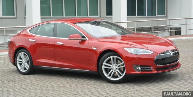 Tesla Model S Malaysia-3