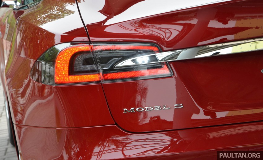 GALLERY: Tesla Model S 85 – first impressions Image #395555