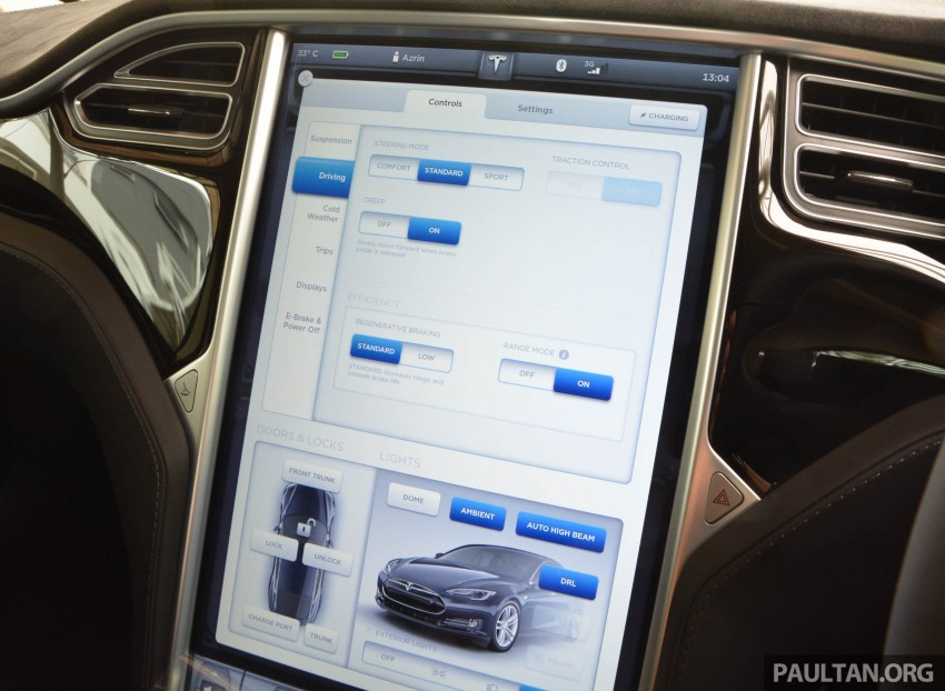 GALLERY: Tesla Model S 85 – first impressions Image #395562