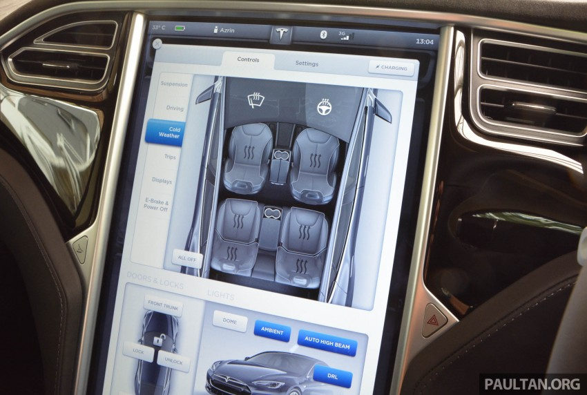 GALLERY: Tesla Model S 85 – first impressions Image #395563
