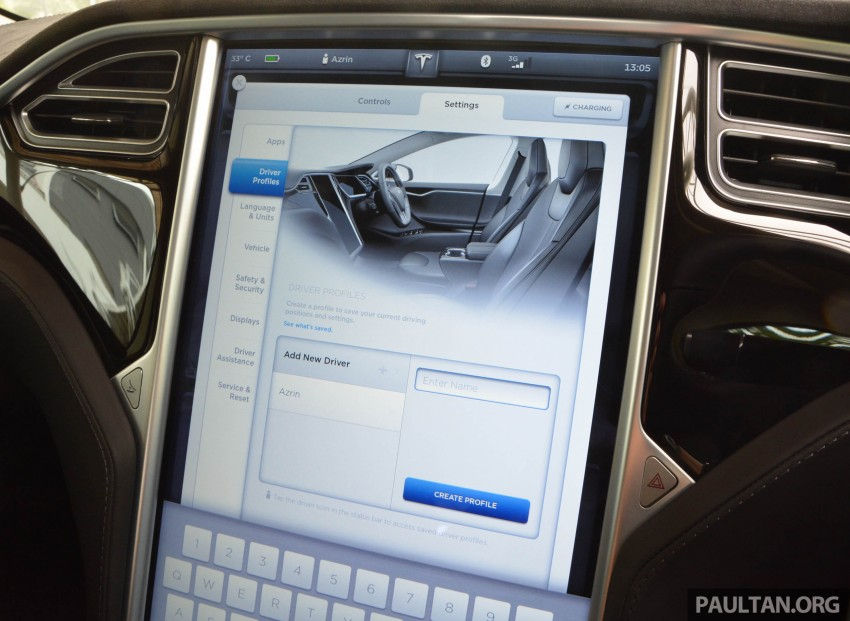 GALLERY: Tesla Model S 85 – first impressions Image #395564