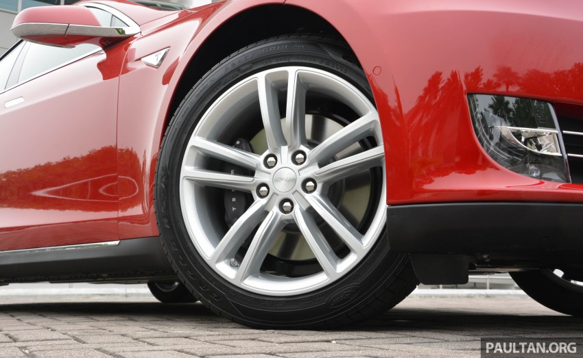 GALLERY: Tesla Model S 85 – first impressions Image #395529