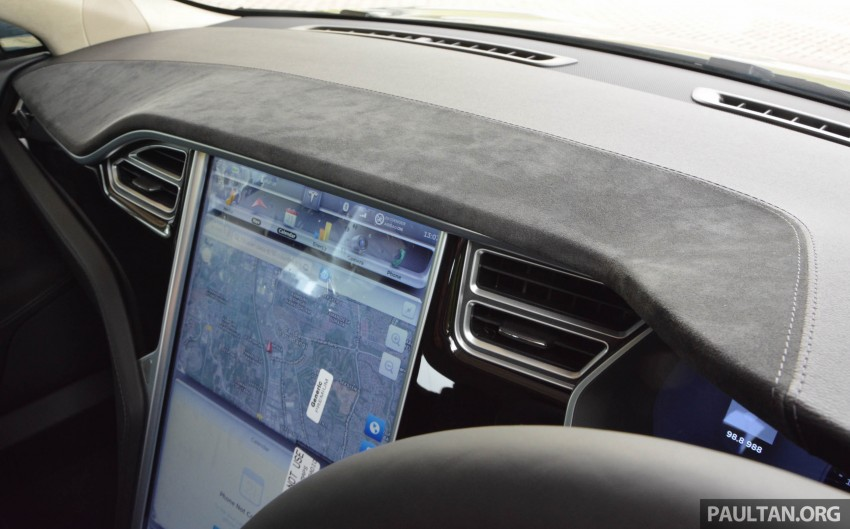 GALLERY: Tesla Model S 85 – first impressions Image #395566