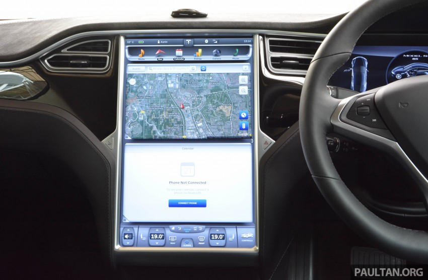 GALLERY: Tesla Model S 85 – first impressions Image #395571
