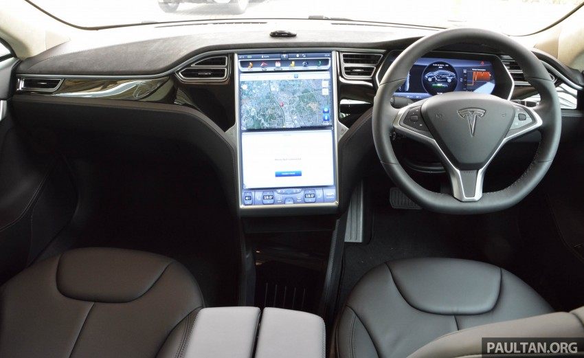 GALLERY: Tesla Model S 85 – first impressions Image #395572