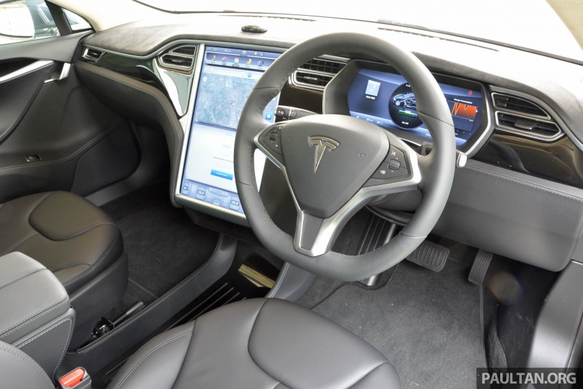 GALLERY: Tesla Model S 85 – first impressions Image #395573