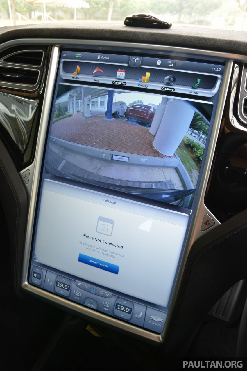 GALLERY: Tesla Model S 85 – first impressions Image #395576
