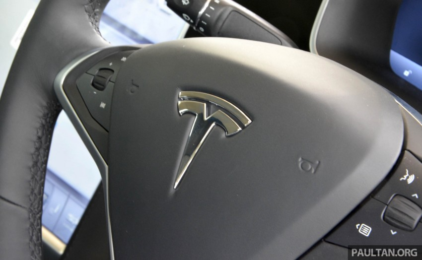 GALLERY: Tesla Model S 85 – first impressions Image #395587