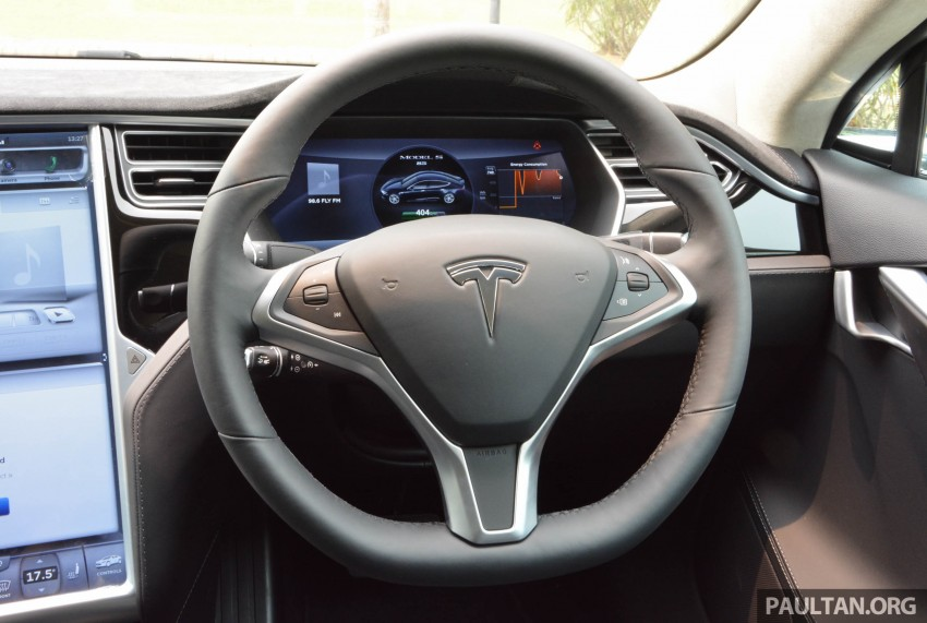 GALLERY: Tesla Model S 85 – first impressions Image #395599