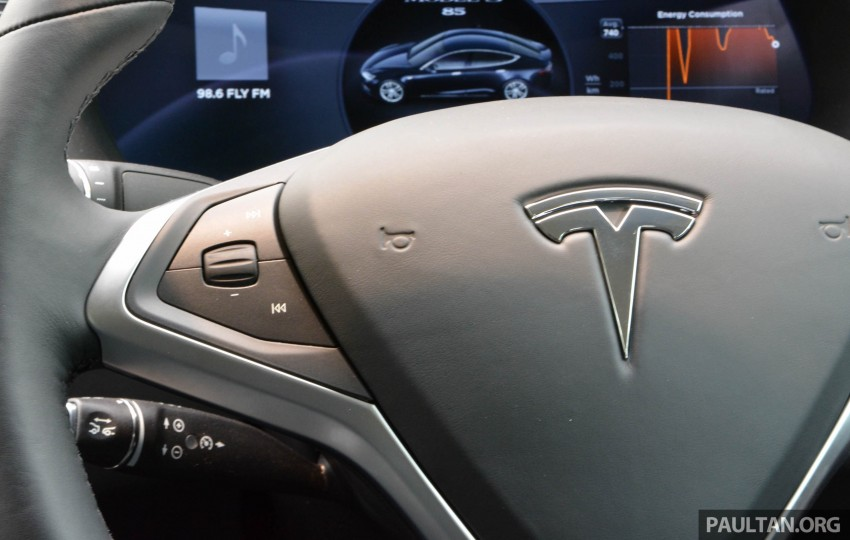 GALLERY: Tesla Model S 85 – first impressions Image #395600