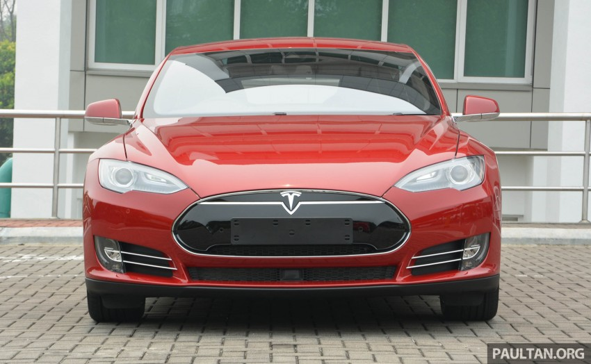 GALLERY: Tesla Model S 85 – first impressions Image #395533