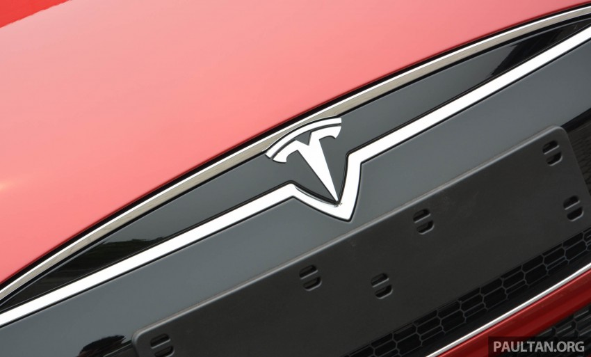 GALLERY: Tesla Model S 85 – first impressions Image #395534