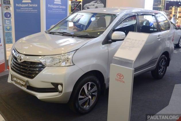 Toyota Avanza facelift 36