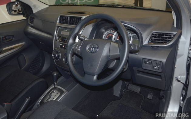 Toyota Avanza facelift 6