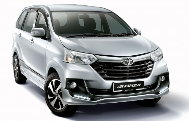 GALLERY: Toyota Avanza facelift now on sale in M'sia