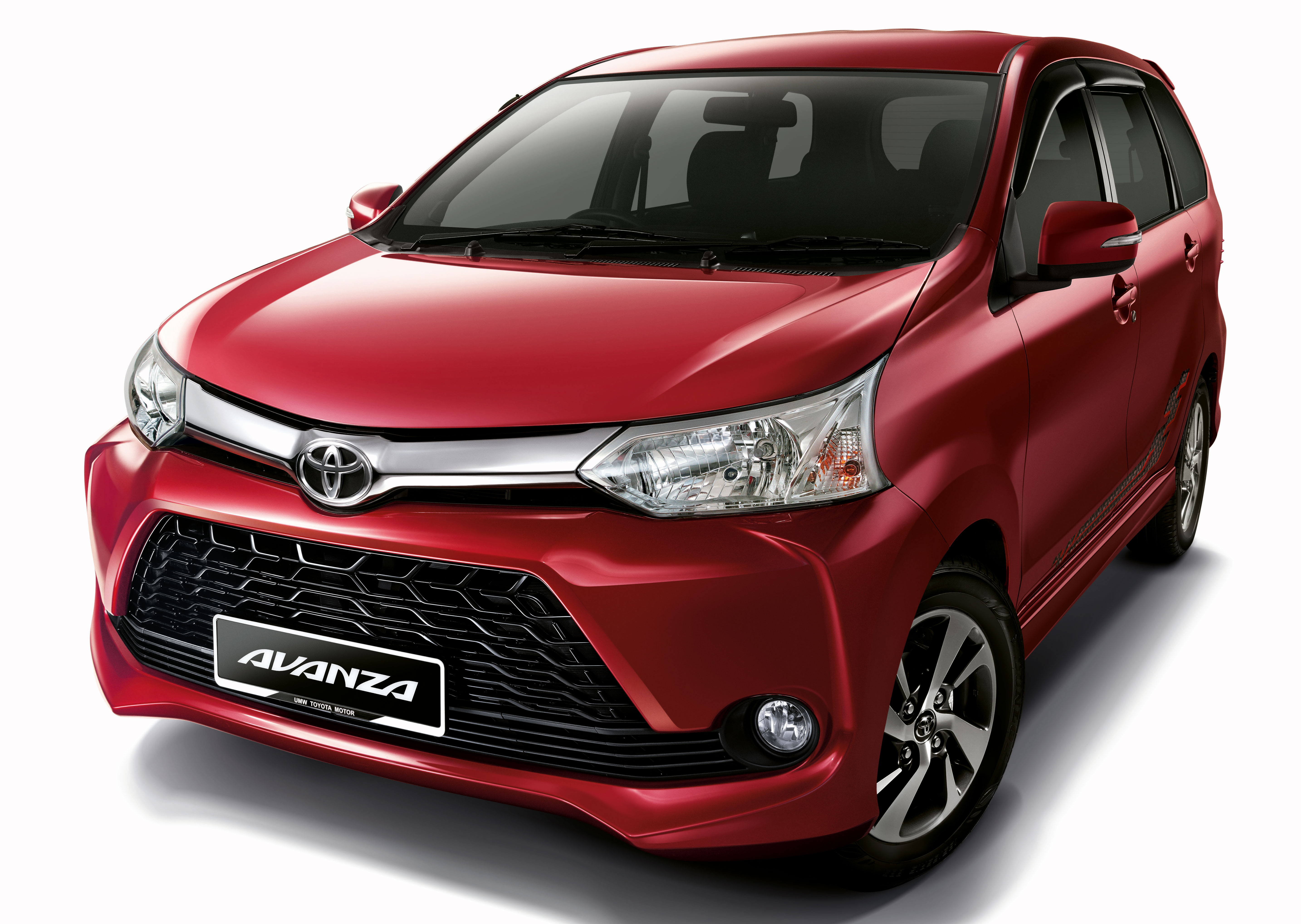 GALLERY: Toyota Avanza Facelift Now On Sale In M'sia Image
