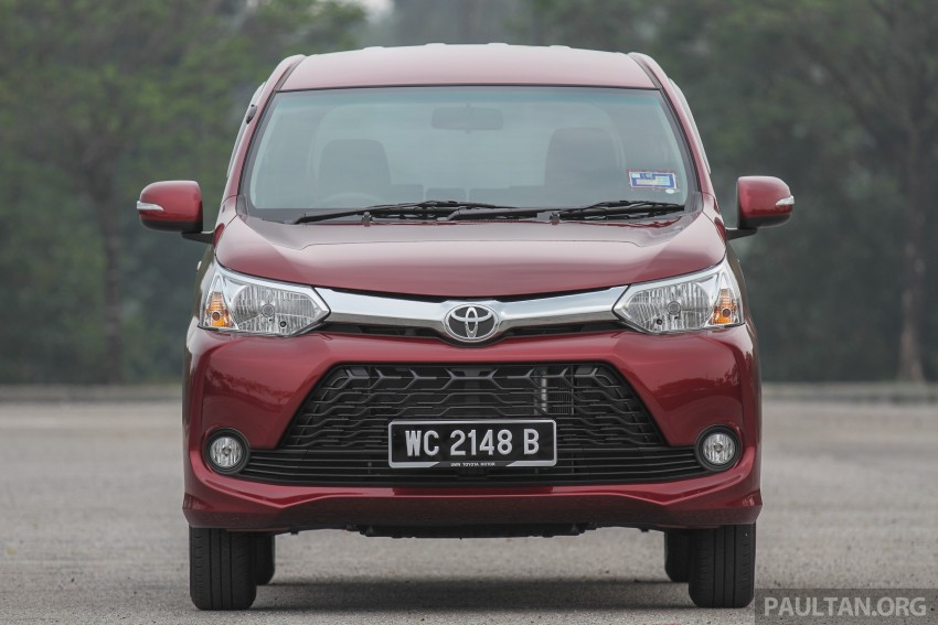 GALLERY: Toyota Avanza facelift now on sale in M'sia Image #389767
