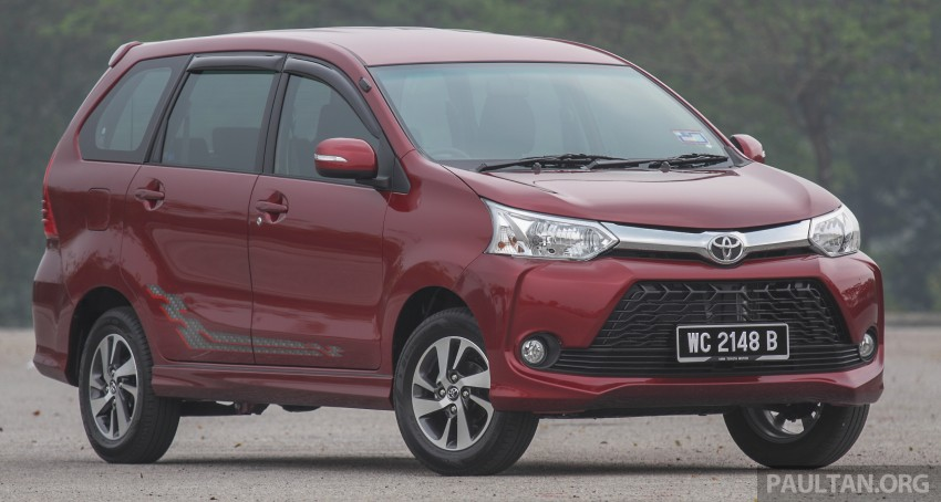 GALLERY: Toyota Avanza facelift now on sale in M'sia Image #389770