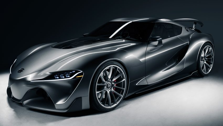 Toyota Supra successor concept to debut in 2016 Image #399920