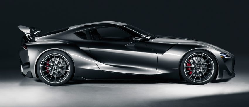 Toyota Supra successor concept to debut in 2016 Image #399921
