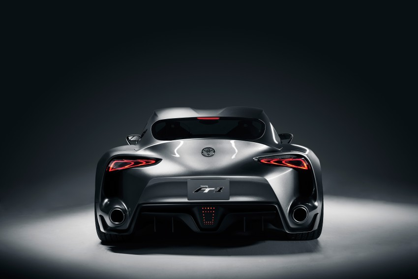 Toyota Supra successor concept to debut in 2016 Image #399923