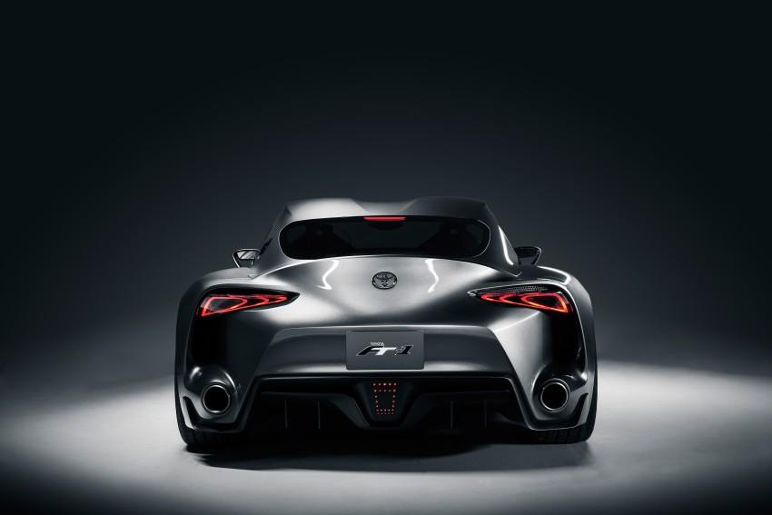 Toyota Supra successor concept to debut in 2016 Image #399923