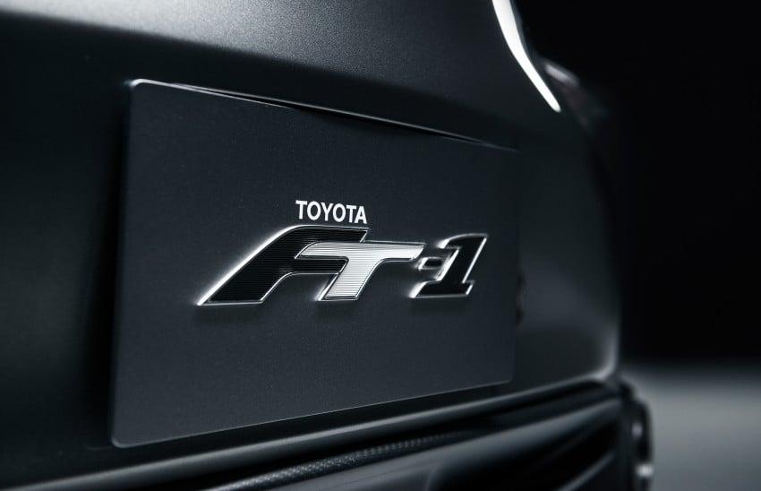 Toyota Supra successor concept to debut in 2016 Image #399930