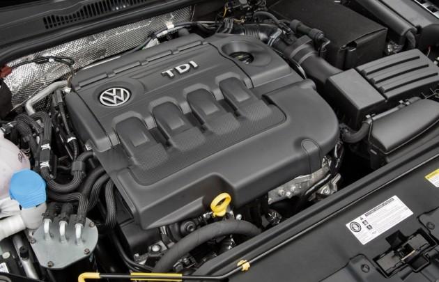 VW jetta TDI US-spec