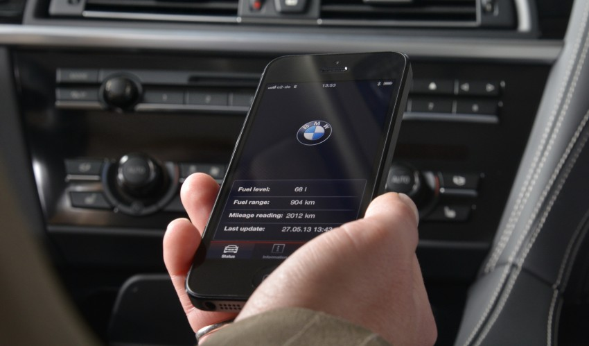 BMW ConnectedDrive services now in Malaysia – Concierge, Remote and Emergency Call services Image #390484
